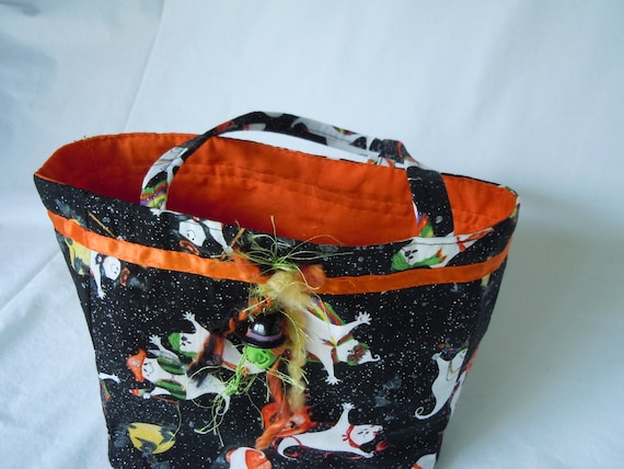 Itsy Bitsy Witch and Friends Trick or Treat Bag