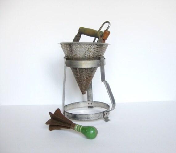 Utensils KIT - 5 vintage utensils