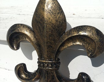 Wall Decor /  Fleur De Lis Wall Decor / Wall Decor