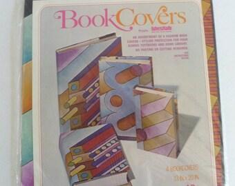 Vintage Westab Book Covers Unopened