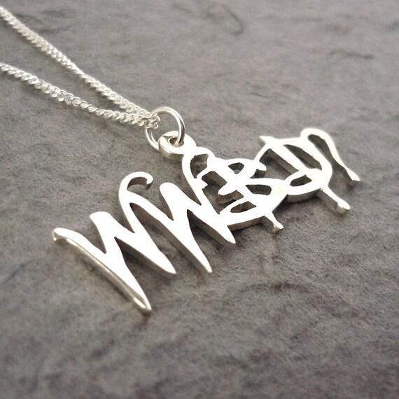 WWBD Pendant