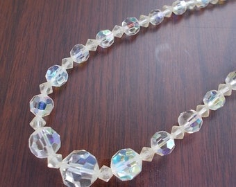 Bridal Crystal Necklace