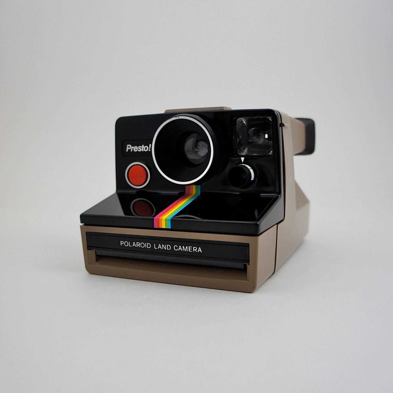 Using 600 Film in a Polaroid SX 70 - YouTube