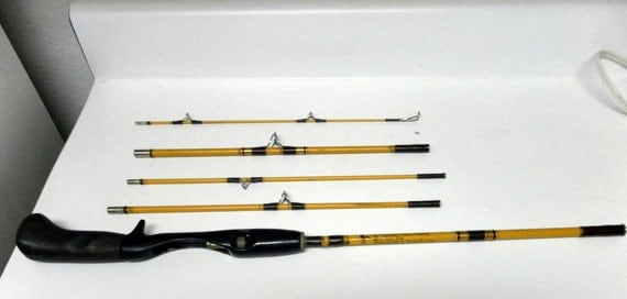 Eagle claw trailmaster spin cast backpacking by for Backpacking fishing rod