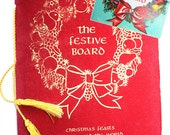Christmas Feasts From 'Round The World The Festive Board 1963