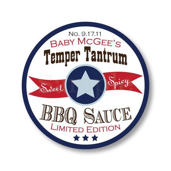 Bbq Sauce Bbq Sauce Sticker Bbq Favor