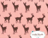 Oh Deer by Momo - Blossom Tiny Deer (16076-17) - 1 Yard