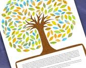 Ketubah: Signing Tree of ...