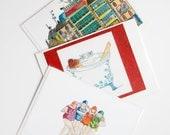 Art Cards-Mixed Assortment of 3