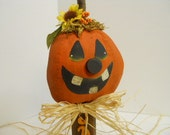 Halloween Primitive JUST JACK II Make Do
