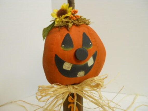 Halloween Primitive JUST JACK II Make Do