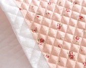 quilted cotton 1yard (43 x 35 inches) 44302 pink
