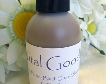 Dreadlock Shampoo African Black Soap Shea Butter Shampoo In The Raw 4oz