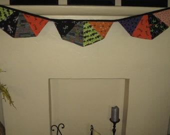 Halloween Flag Bunting Banner Pennant   item 2010