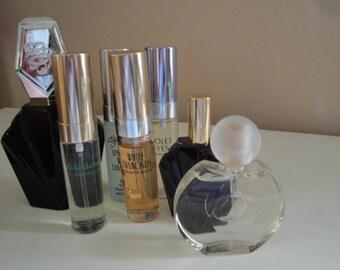 Elizabeth Taylor Perfume Collection