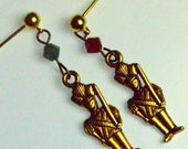 Toy Soldier Earrings