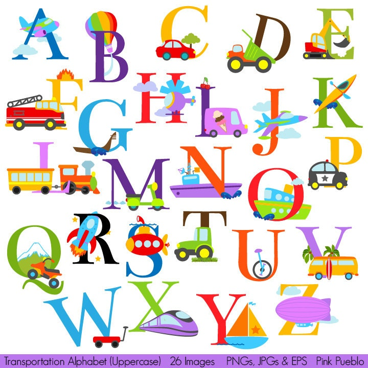images clipart alphabet - photo #9