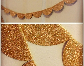 All That Glitters Is Gold Garland