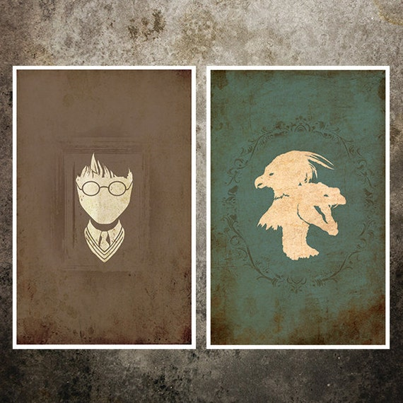 Save 10% With The Harry Potter Movie Poster Collection Seven