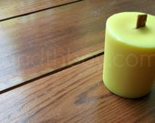 soy wax votives 1 pc  Up in Smoke - natural wood wick