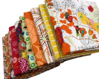 INDIE - Art Gallery Fabrics - FAT QUARTER Bundle - Sunlight Bazaar 10 pcs