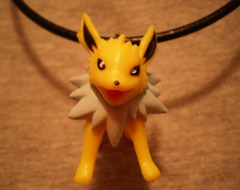 Pokemon Jolteon Necklace