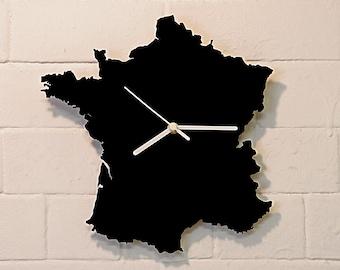 France clock (Black)