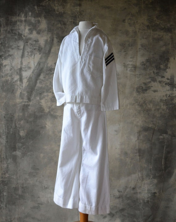 1950s Childs Sailor Suit