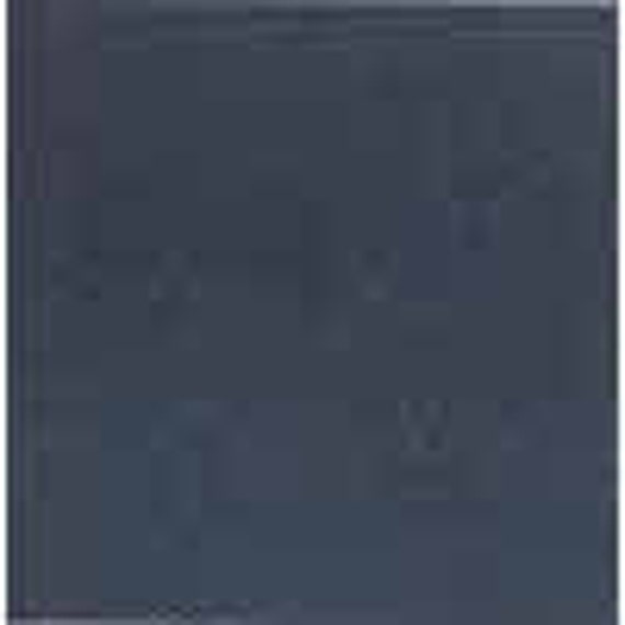 1980 BLUISH BLACK OPAQUE Enamel 2 ounce jar