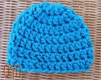 Chunky Newborn Hat (MANY COLORS)