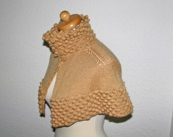 Winter Accessories Matching CAPE/poncho