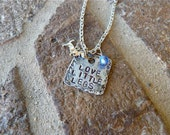 Love Little Legs, Doxie, Dachshund, Dog, Necklace