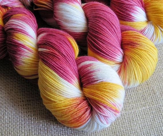 Tropical Gnome - SW Merino & Nylon - Fingering Sock Yarn - 462 yds