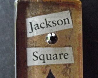jackson square pendant