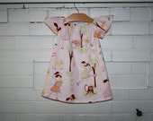 Child's Fairy Dress Size 2 yrs.s. Custom Sizes Available 6m to 8yrs.