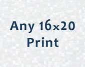 Any 16x20 Photograph
