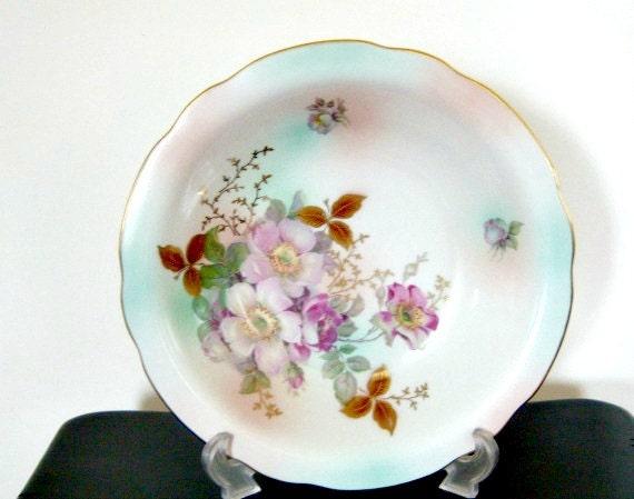 """Vintage/ Schumann/ Arzberg/ Bavaria/ 12"""" /Cabinet/ Plate/Floral/Bowl"""