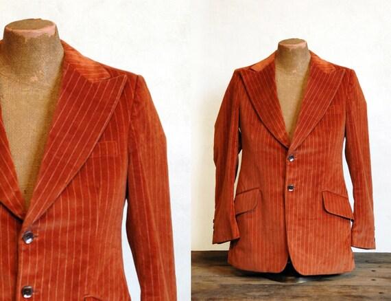 Niedieck - Vintage 70s Velvet Sportcoat