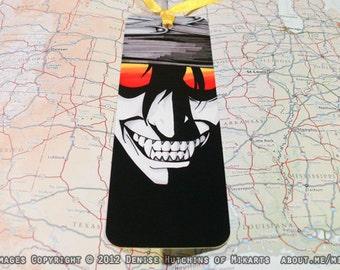 Hellsing Vampire Alucard Bookmark