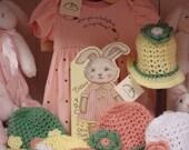 Spring Baby Girl Hats