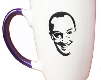 SALE with minor imperfections detailed on thebpuctures - Hey Brother, Juice Mug