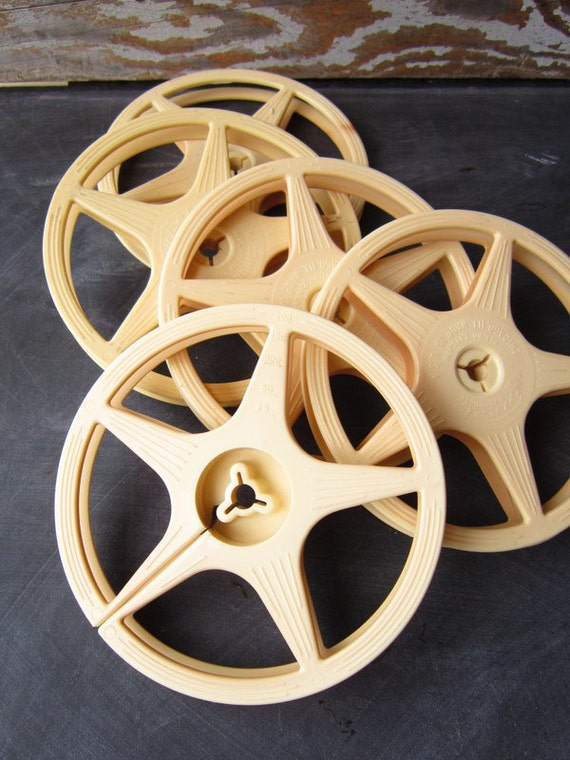 Excell Film Reels Assemblage and More