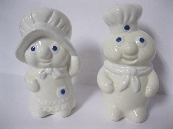 Pillsbury Doughboy Kitchen Set