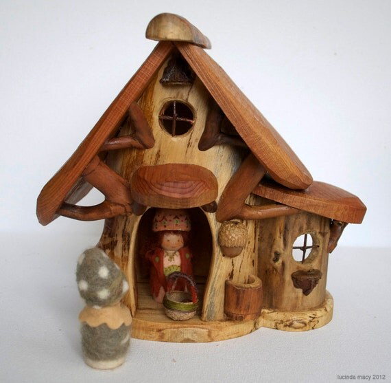 PERSONALIZED LISTING for AUTUMN S.   Two Room Gnome Lodge