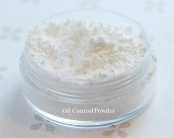 Makeup Finishg And Shine Reduction Powder - Makeup Veil And Finishing Powder, For Oily Skin Types