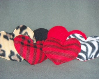 I Love You Heart Hot Pocket Hand Warmers - Made to Order