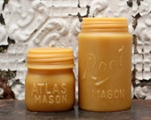 Mason Pint and Half Pint  - Root and Atlas - Md and Lg
