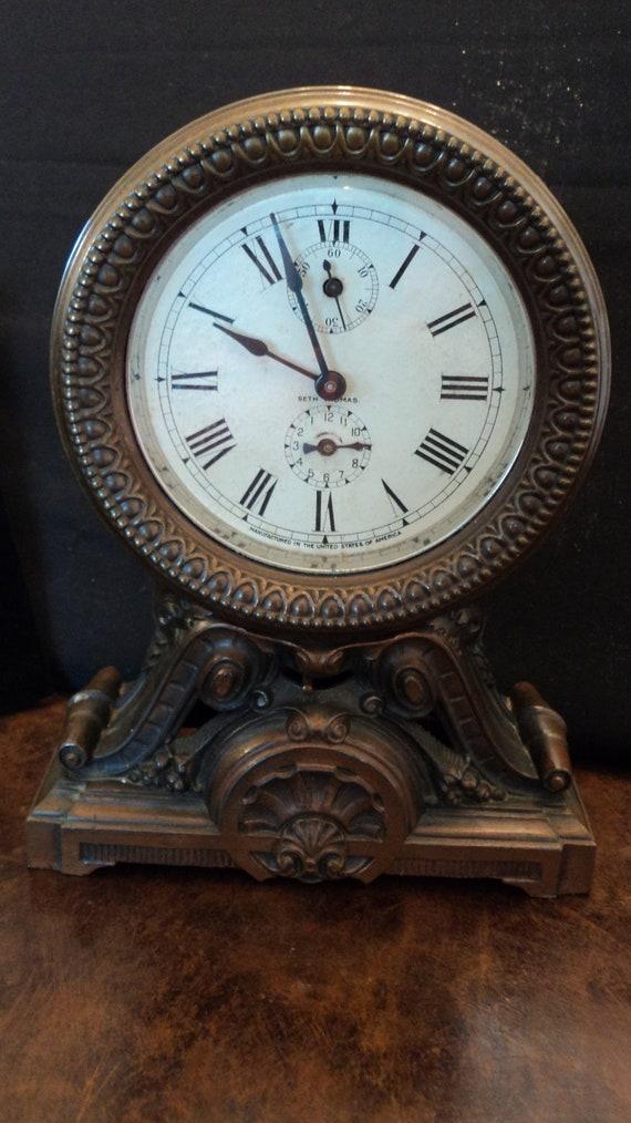 Mantel Clock, Seth Thomas, made in USA