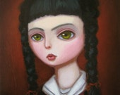 Lain Mystere - Original Oil Painting - Art by Matthew Price - ON SALE