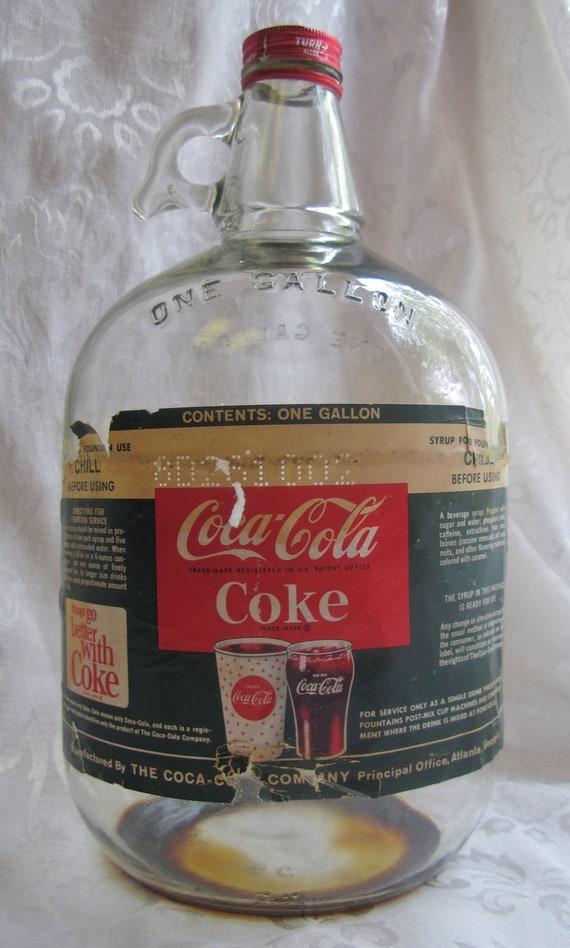 Original Coca Cola Sirup
